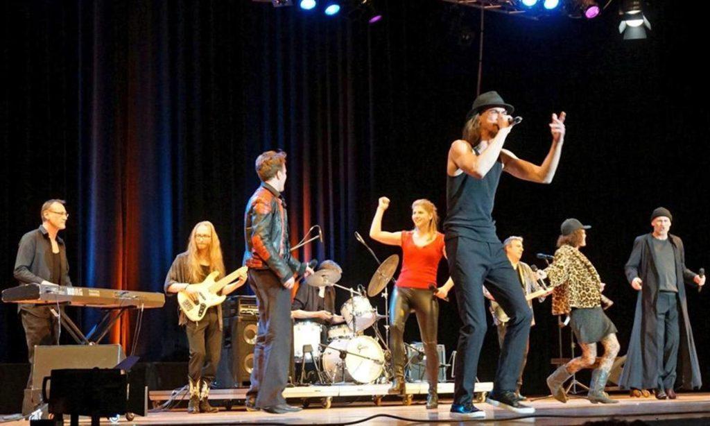 Tausendmal berührt, Junges Theater Göttingen, 2017