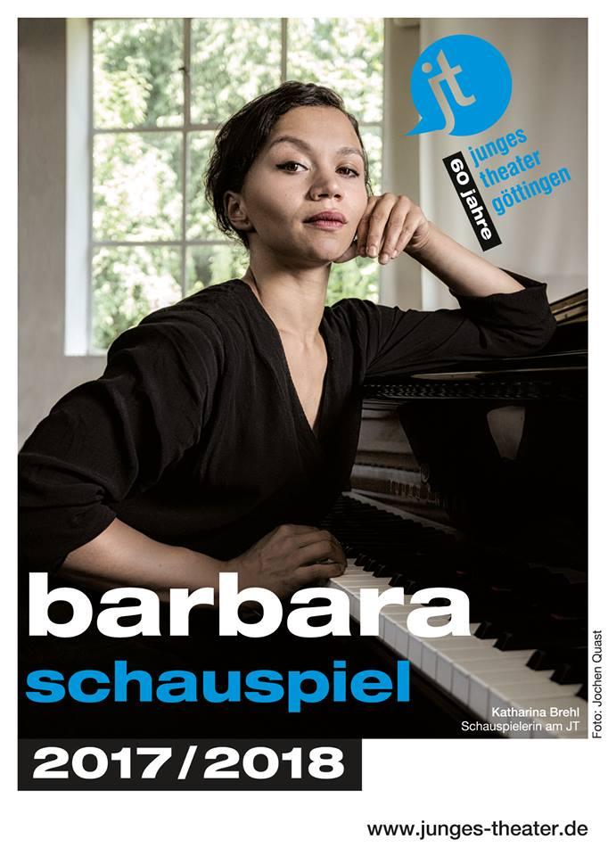 Barbara, JT Plakat