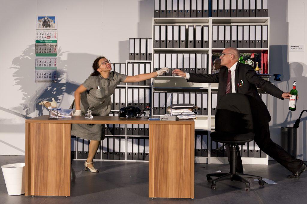 Danke für das Geräusch – Heinz Erhardt Abend, Junges Theater Göttingen, 2020
