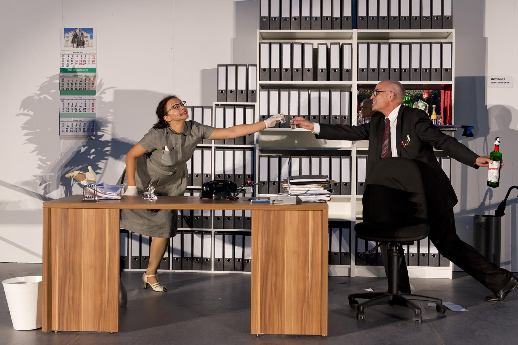 Danke für das Geräusch – Heinz Erhardt, Premiere am 29.08.2020, JT Göttingen