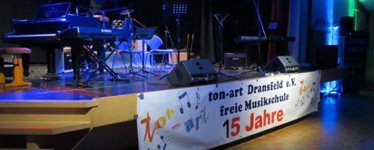 Konzert Musikschule ton-art am 03.03.2019, Stadthalle Dransfeld