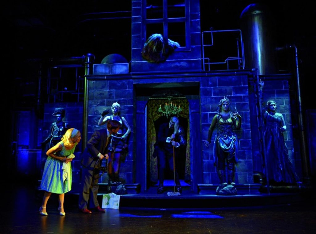 Rocky Horror Show, Deutsches Theater Göttingen, 2013