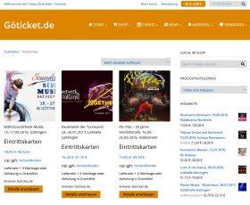 Tickets Dransfeld - Göticket