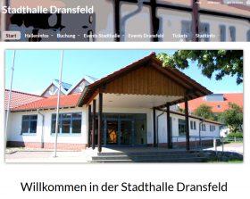 Stadthalle Dransfeld