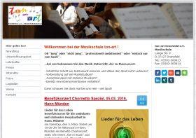 ton-art Musikschule Dransfeld